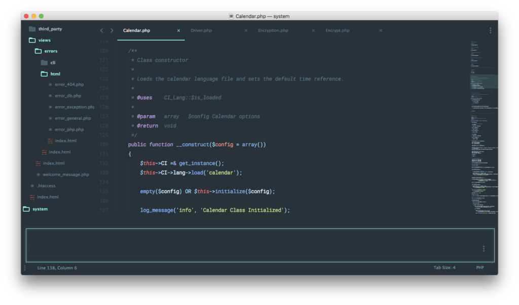 Sublime Text 3 Show Console