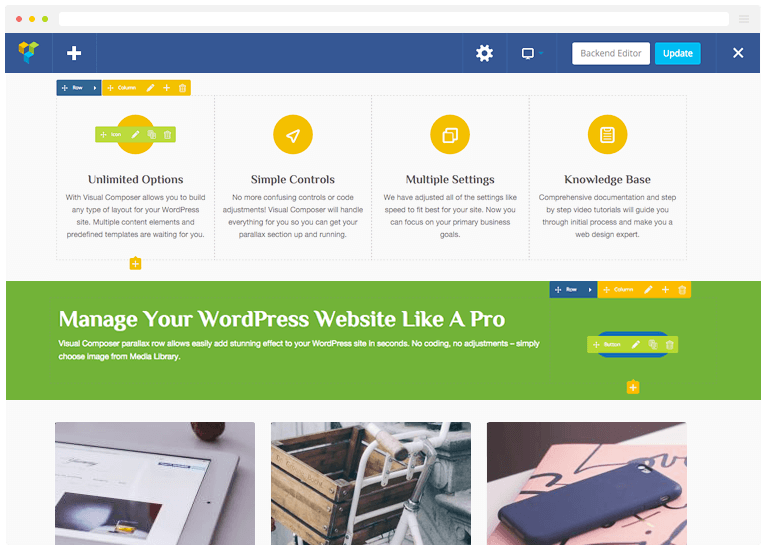 Visual Composer WordPress Page Builder