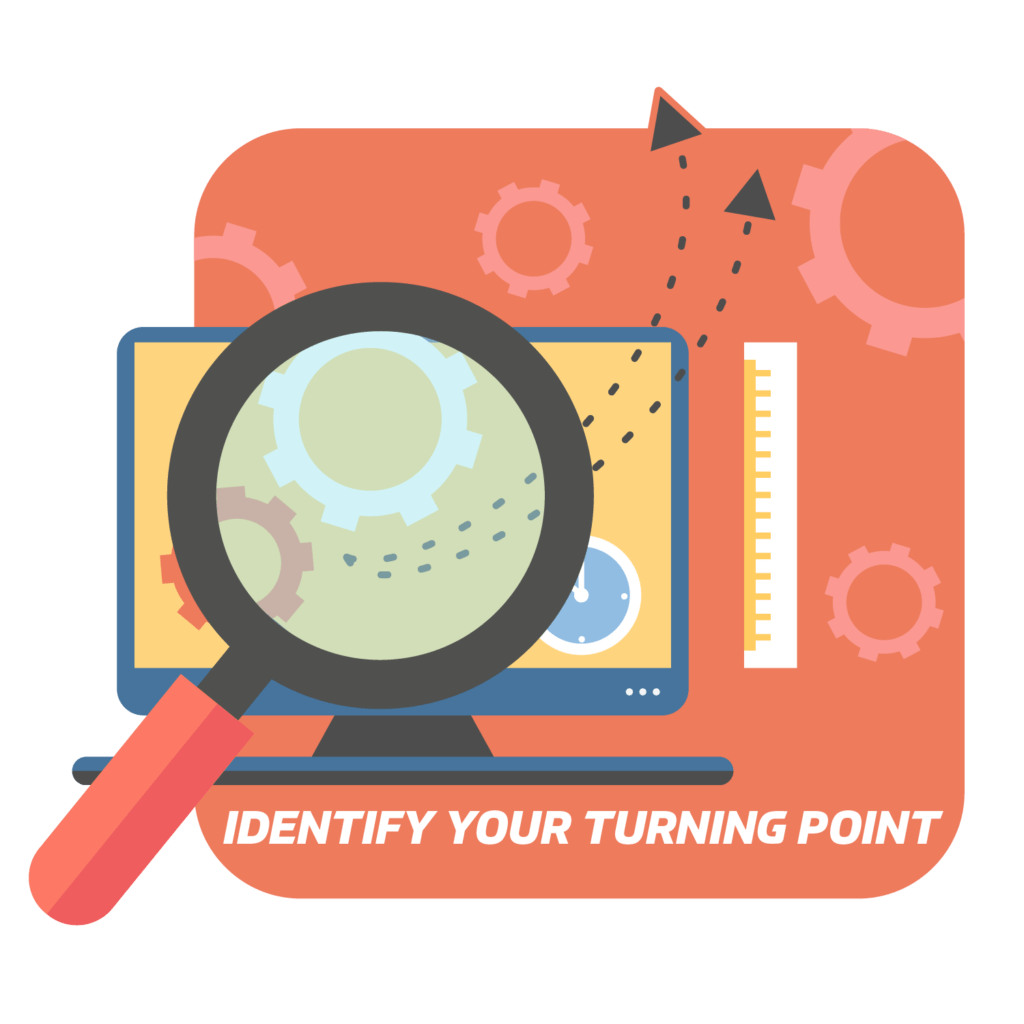 Identify Your Turning Point