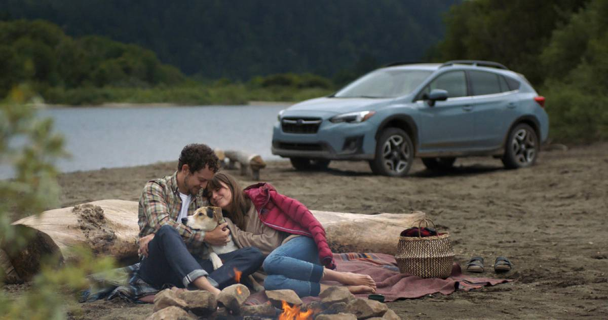 Subaru's New Advertising Campaign: Example of Storytelling